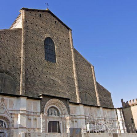 view of san petronio –  bologna