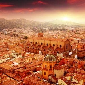 Florence to Venice - Bologna