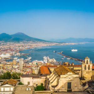 Rome to Amalfi Coast - Naples