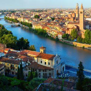 Florence to Venice - Verona